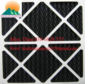 Khung lọc carbon ( carbon filter)