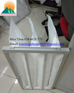 Khung túi lọc túi Serie HS55