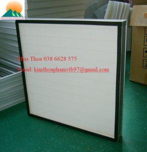 Lọc khí vi sinh H14
