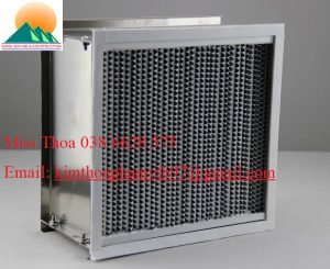 Khung lọc khí vi sinh H10
