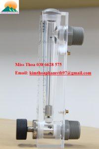 Lưu lượng kế LZM 25Z 130l/p