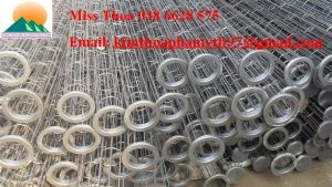Khung túi lọc bụi inox 304