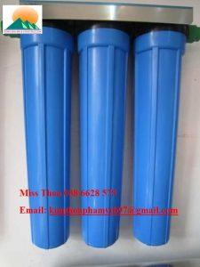 Bộ 3 cốc lọc xanh 10 inch