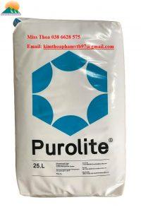 Hạt nhựa Anion Purolite