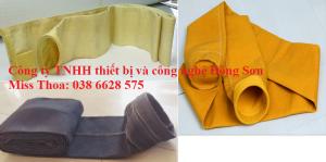 Túi lọc bụi chịu nhiệt độ cao