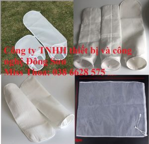 Túi NMO lọc hóa chất