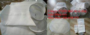 Túi dùng bình lọc lưu lượng 10-20m3/h