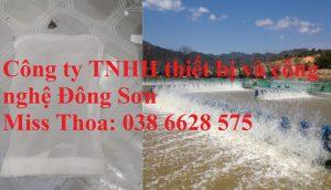 Túi NMO lọc nước nuôi thủy sản