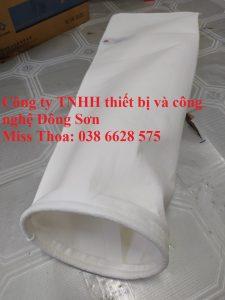 Túi vải lọc sữa