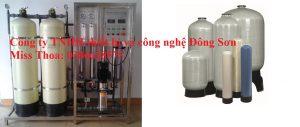 Bồn composide áp suất 150 psi