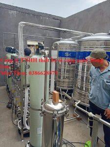 Bồn composide FRP lọc nước thải