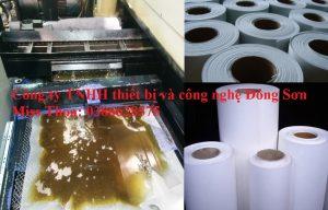 Giấy lọc polyester