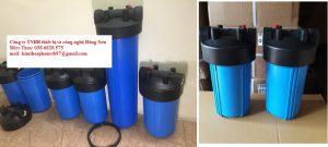 Cốc lọc big blue trong xử lý nước